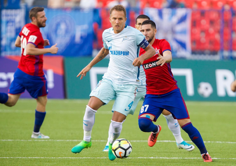 Прогноз на матч СКА - Хабаровск - Краснодар