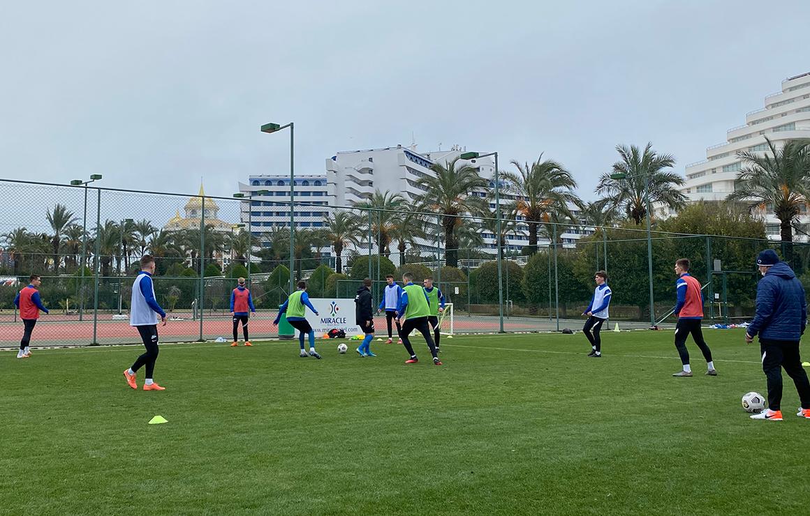 «Зенит»-м уступил «Краснодару»-3 в первом контрольном матче на сборах в Турции
