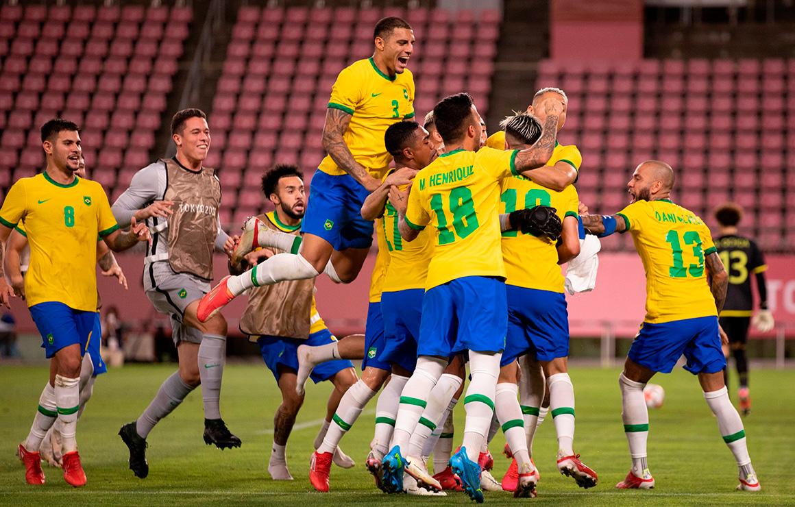 Бразилия и Малком — в финале Олимпиады!