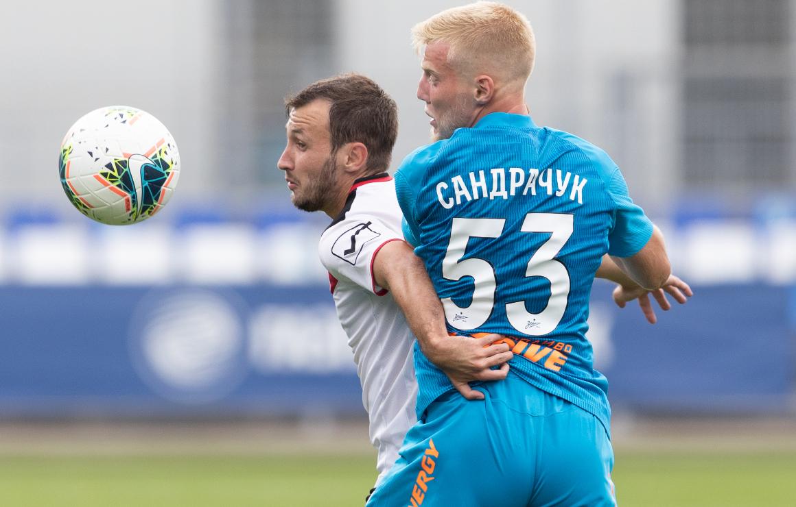 Александр Сандрачук: «Мыготовились кдругому футболу»