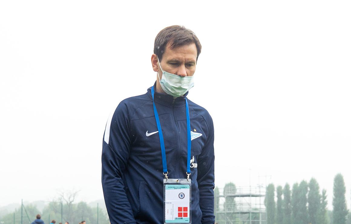 Константин Зырянов: «После игры сказал ребятам, чтобы они не обращали внимание на результат, а анализировали свои действия на поле»