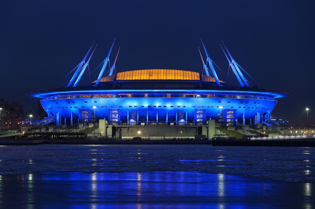 Стадион на Крестовском острове получил название «Газпром Арена» - новости  на официальном сайте ФК Зенит
